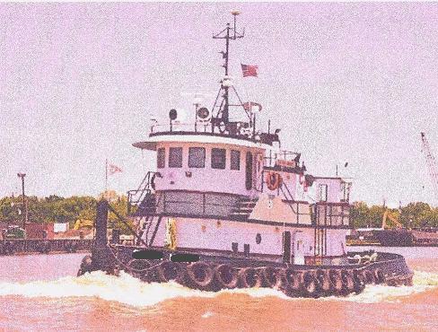 TB-241    63′ Tug Boat