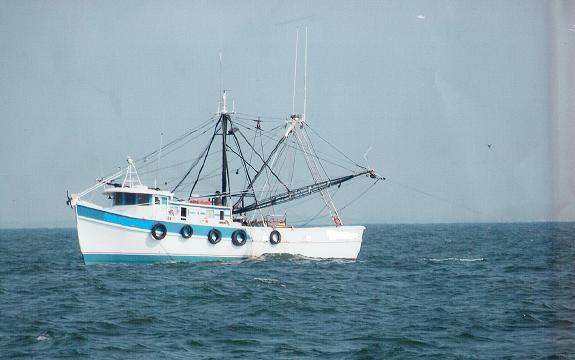 TW-148    72′ Fishing Trawler