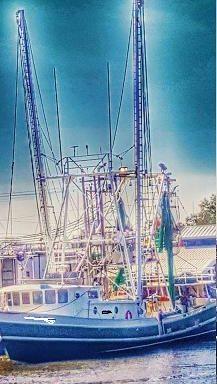 TS-948 Freezer Trawler