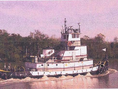 TB-239    60′   Tug Boat