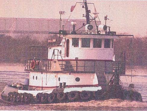 TB-240    60′  Tug Boat