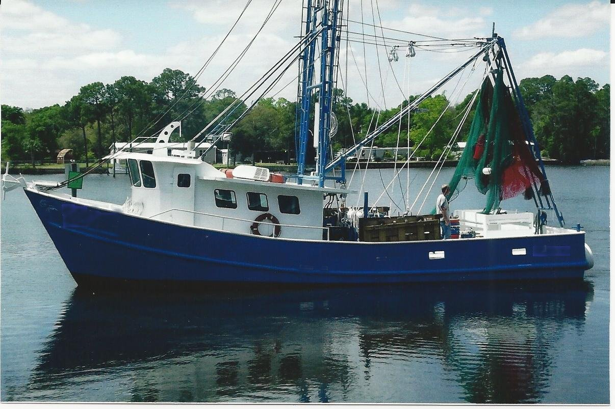 Ts 857 east coast marine ship brokers for Florida commercial fishing license