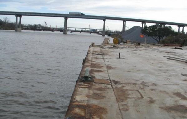 Deck Barge 280