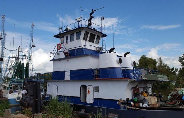 Barges / DDocks / Tugs – East Coast Marine Ship Brokers