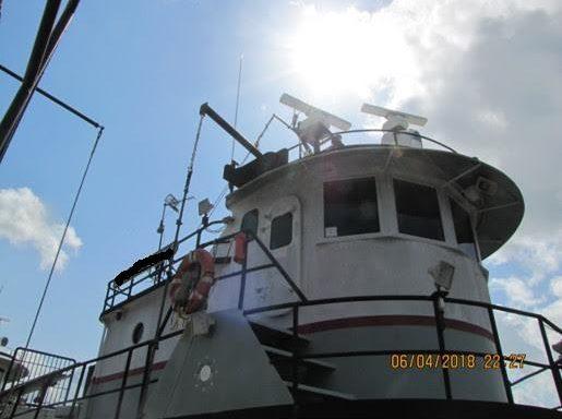 TB-238  92′ Tug Vessel