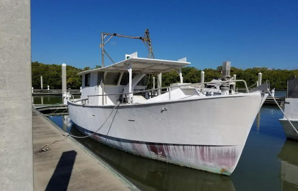 Fishing boats east coast marine ship brokers for Florida commercial fishing license